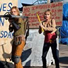 Taryn Manning and Anya Monzikova in Zombie Apocalypse (2011)