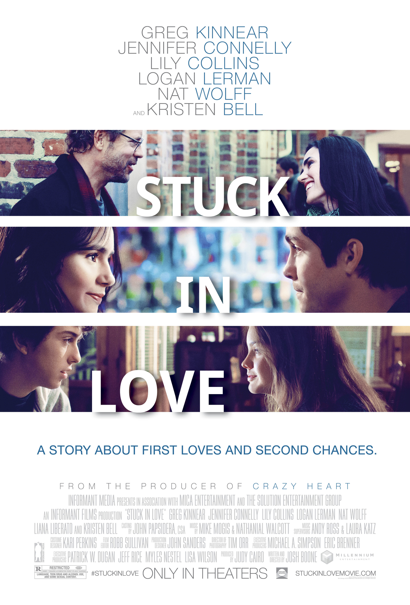 Image result for Stuck In Love, 2012