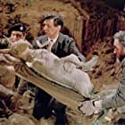 James Culliford, James Donald, and Andrew Keir in Quatermass and the Pit (1967)