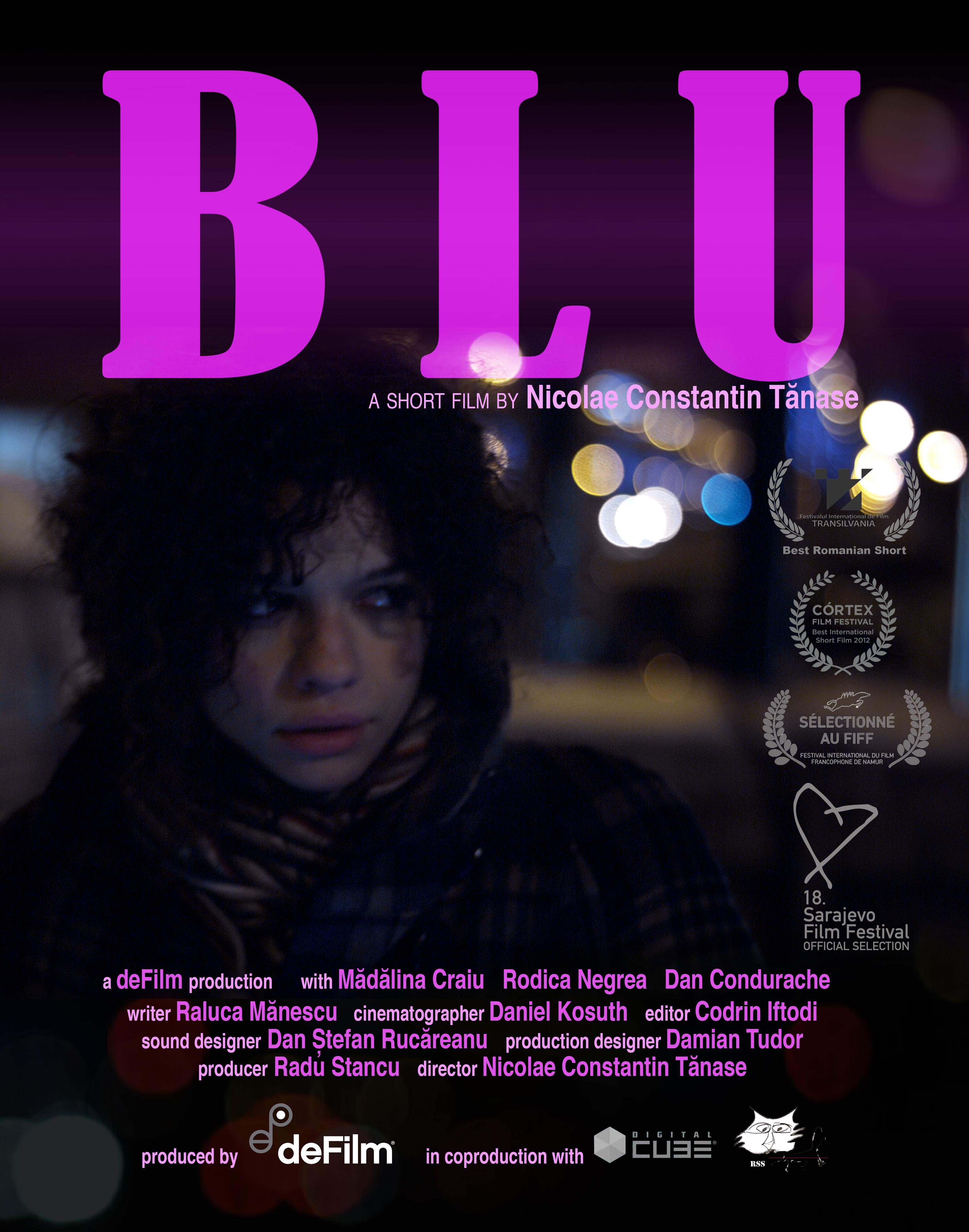 Madalina Craiu in Blu (2012)