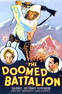 Filmseite zum Download The Doomed Battalion by Karl Hartl (1932) [mkv] [HDR] [mpg]
