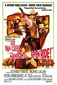 The Magnificent Seven Ride! (1972) Poster - Movie Forum, Cast, Reviews