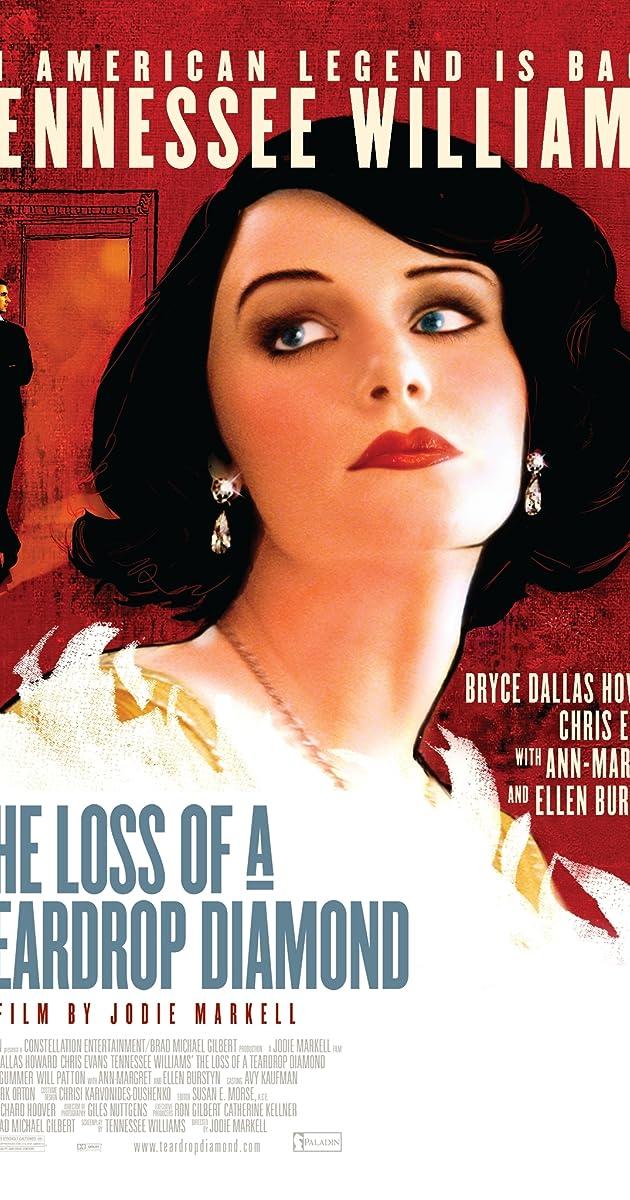 Subtitle of The Loss of a Teardrop Diamond