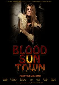Blood Sun Town in hindi download