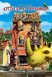 Otto the Rhino Poster
