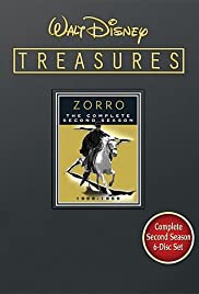 Zorro Poster - TV Show Forum, Cast, Reviews