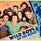 Dorothy Coonan Wellman, Frankie Darro, Ann Hovey, Rochelle Hudson, Buddy Messinger, and George Offerman Jr. in Wild Boys of the Road (1933)