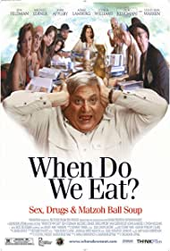 Lesley Ann Warren and Michael Lerner in When Do We Eat? (2005)