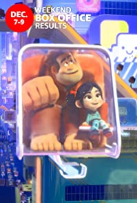 'Ralph Breaks the Internet' topped the charts for a third week but 'The Grinch' was close behind. Here's a rundown of the top performers at the domestic box office for the weekend of Dec. 7 to 9.