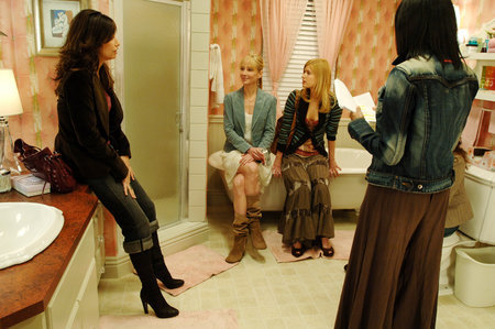 Gina Gershon, Anne Heche, Tamala Jones, and Jud Tylor in What Love Is (2007)