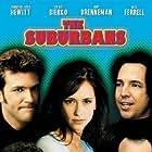 Jennifer Love Hewitt, Will Ferrell, Craig Bierko, Tony Guma, and Donal Lardner Ward in The Suburbans (1999)