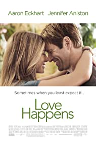 Jennifer Aniston and Aaron Eckhart in Love Happens (2009)