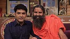 Baba Ramdev in Kapil's Show