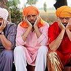 Dharmendra, Bobby Deol, and Sunny Deol in Yamla Pagla Deewana (2011)