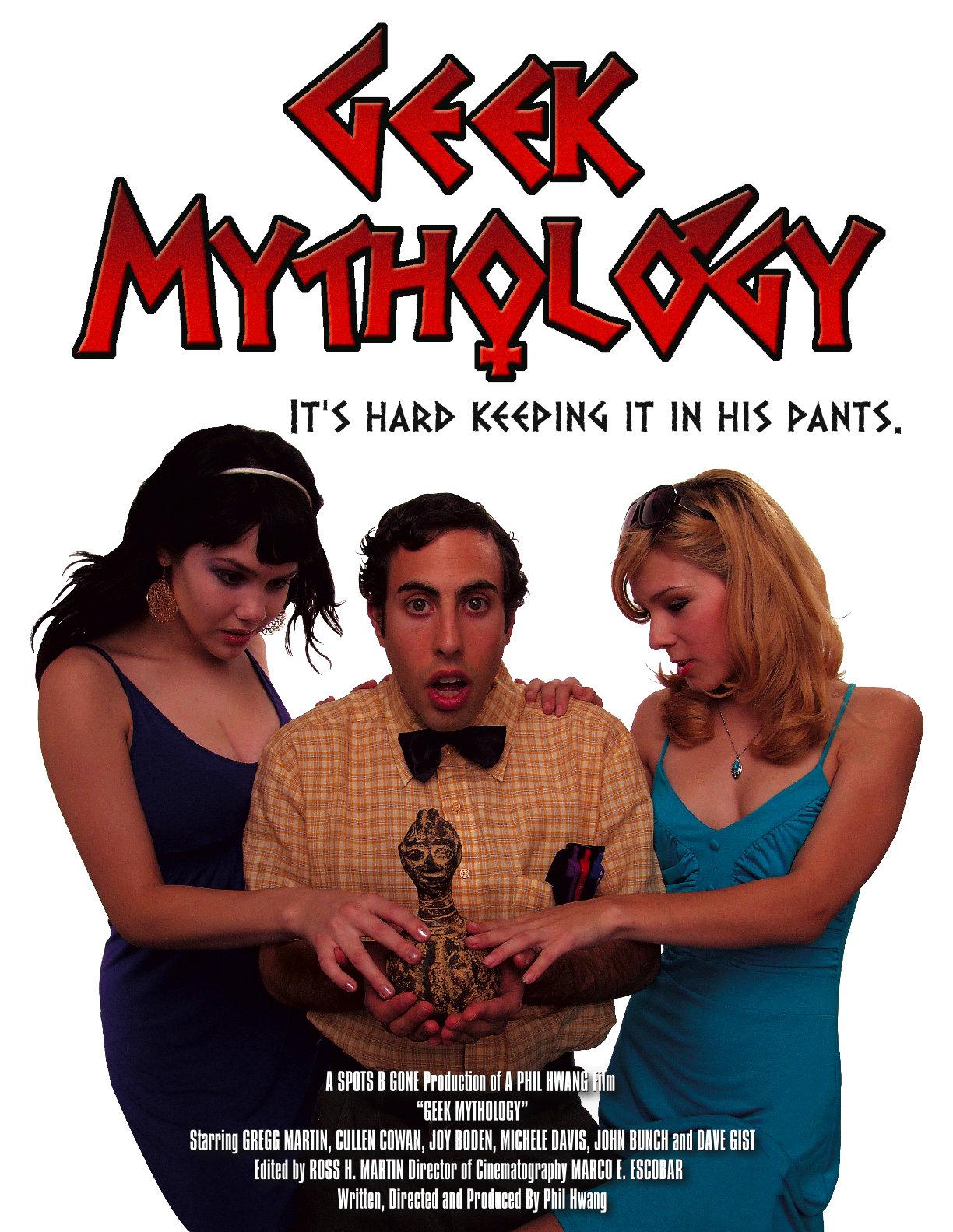 Geek Mythology on FREECABLE TV