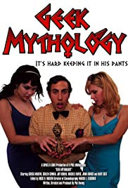 Geek Mythology Poster