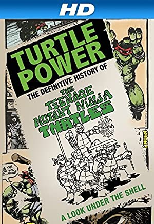 Where to stream Turtle Power: The Definitive History of the Teenage Mutant Ninja Turtles