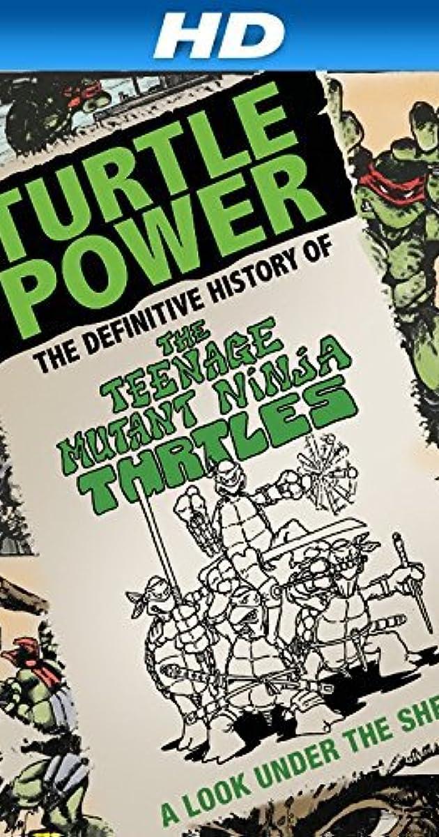 Turtle Power: The Definitive History of the Teenage Mutant Ninja Turtles (2014) Subtitles