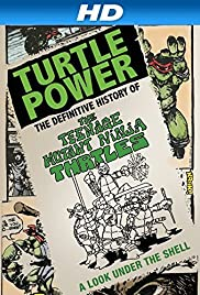 Turtle Power: The Definitive History of the Teenage Mutant Ninja Turtles (2014) 720p