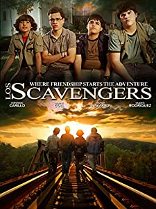 Video movie clips download Los Scavengers by none [1280x720]