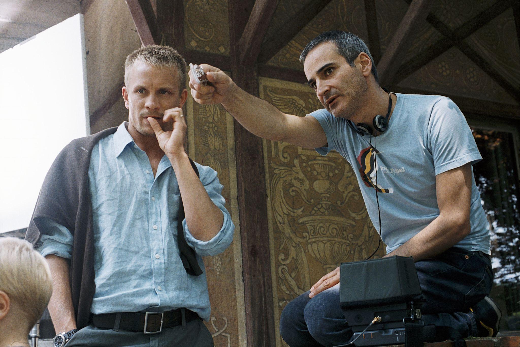 Olivier Assayas and Jérémie Renier in L'heure d'été (2008)