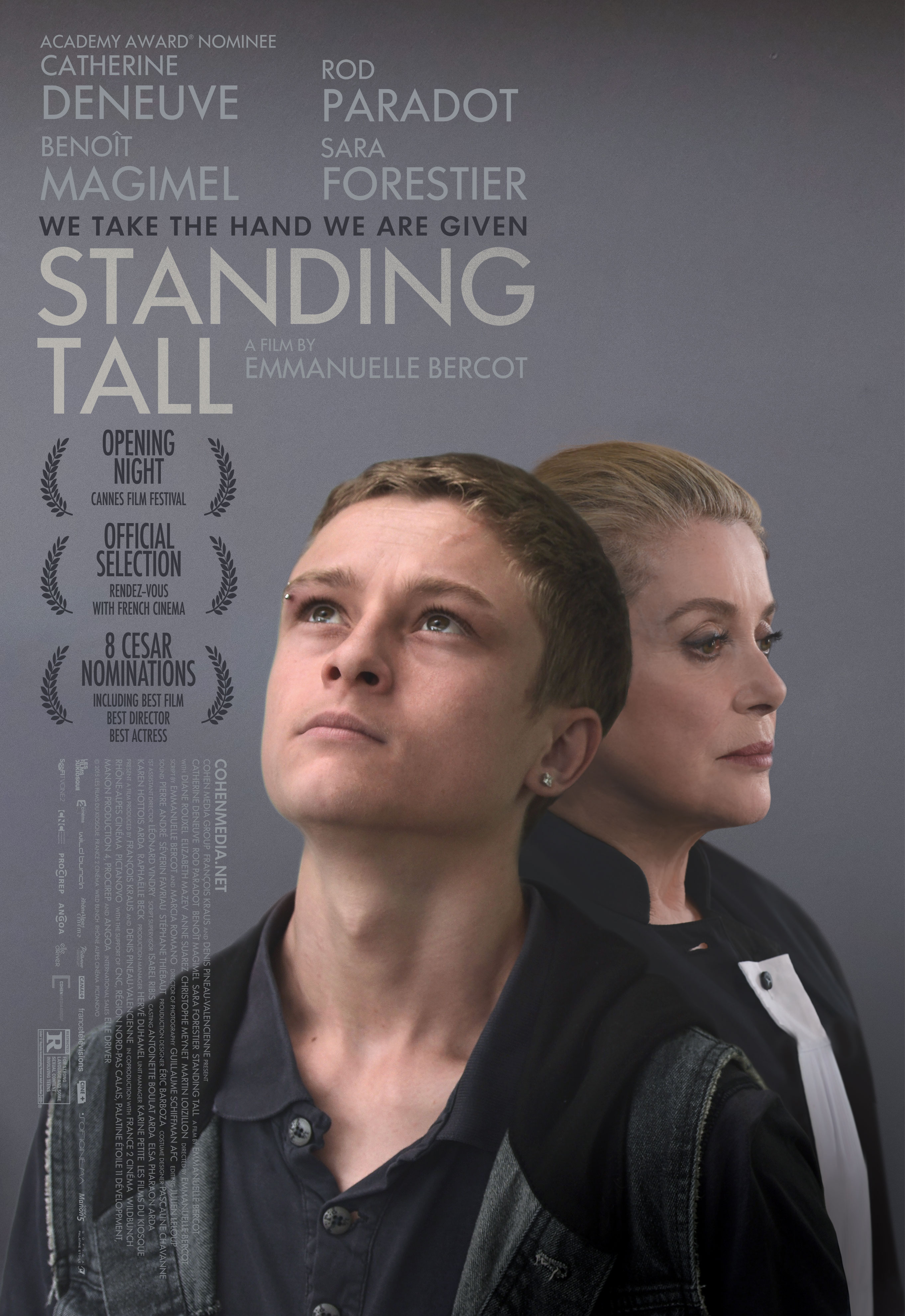 Image result for standing tall poster film,
