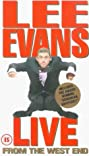 Lee Evans: Live from the West End (1995) Poster