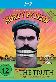 Monty Python: Almost the Truth - The Lawyer's Cut Poster