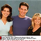 Donna D'Errico, Eddie Cibrian, and Angie Harmon in Baywatch Nights (1995)