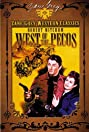 West of the Pecos (1945) Poster