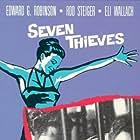 Rod Steiger in Seven Thieves (1960)