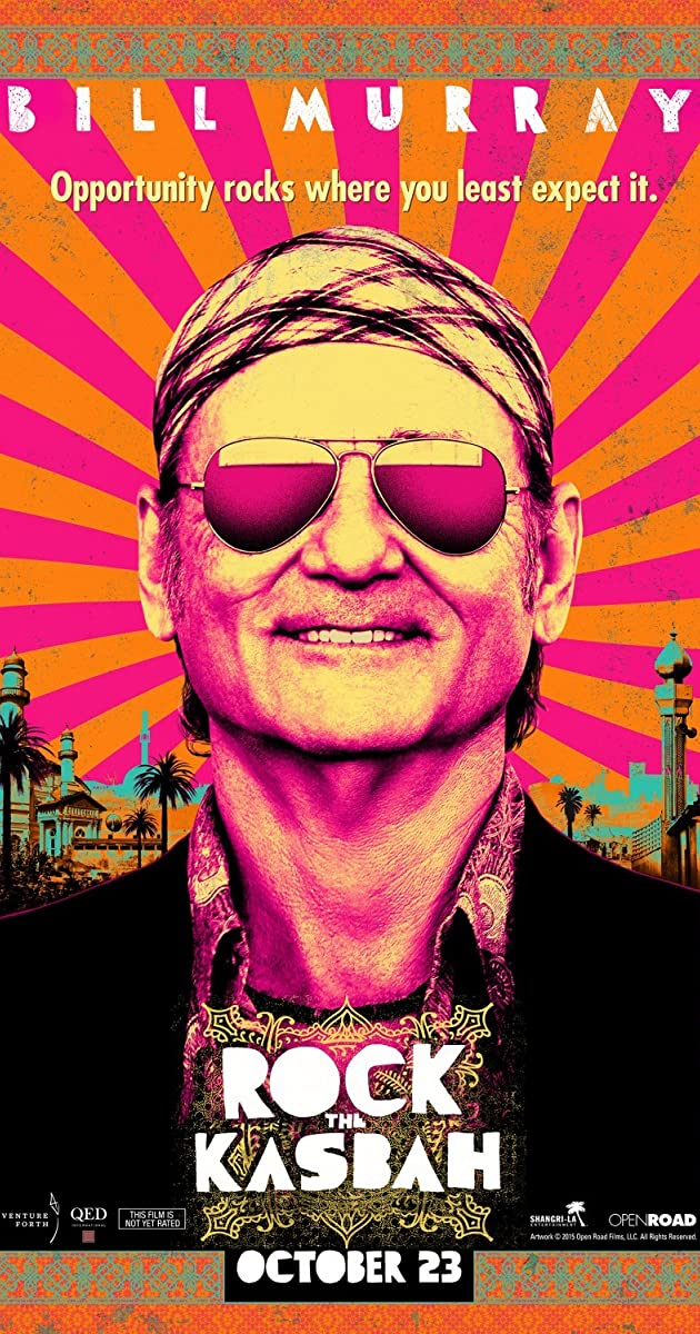 Rock The Kasbah Imdb