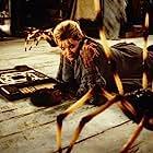 Robin Williams and Bonnie Hunt in Jumanji (1995)