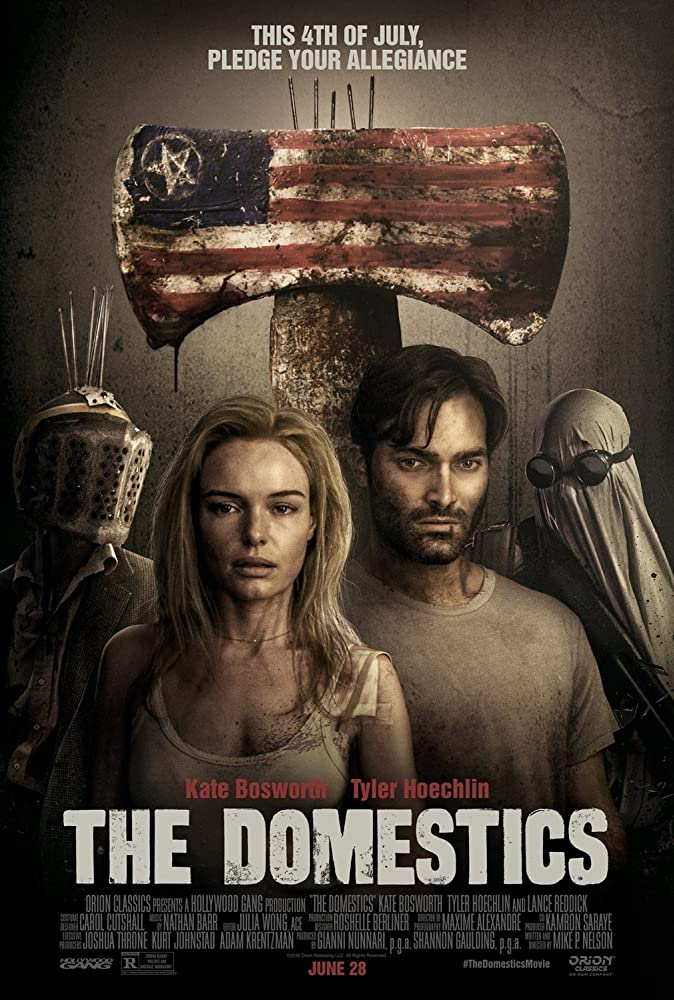 The Domestics (2018) WEB-DL Direct Download