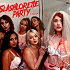 Molly Souza, Vanessa Mata, Nina Lanee Kent, Shalene Prasad, and Brooke Morris in Slashlorette Party (2020)