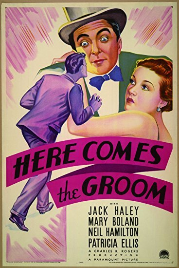 Patricia Ellis and Jack Haley in Here Comes the Groom (1934)