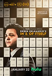 Derek DelGaudio's in & of Itself Poster