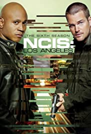 NCIS: Los Angeles - Season 6: Turning Back Time Poster