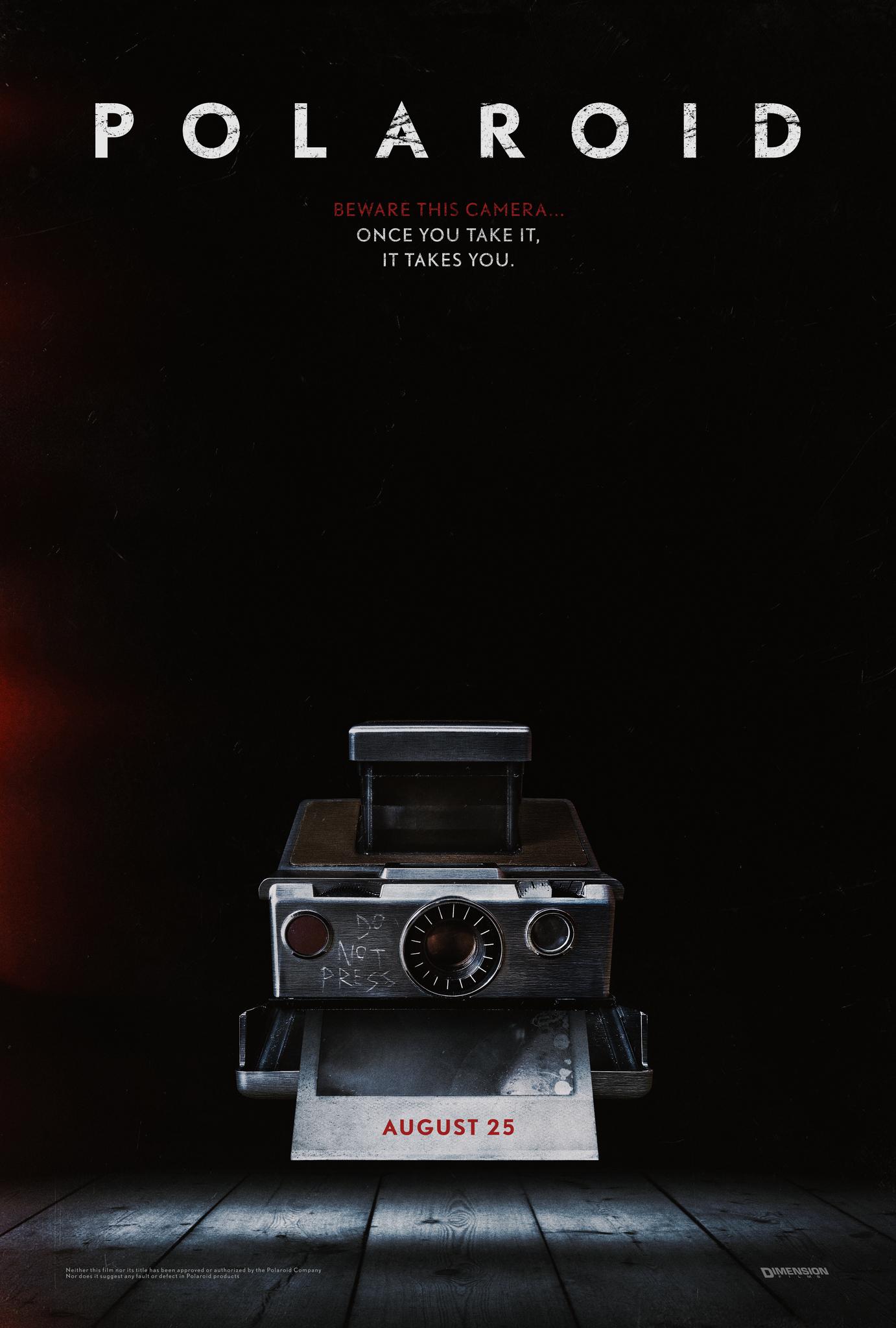 ดูหนังออนไลน์ Polaroid (2019)