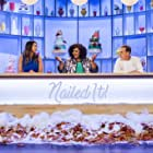 Jacques Torres, Nicole Byer, and Gemma Stafford in Nailed It! Holiday! (2018)