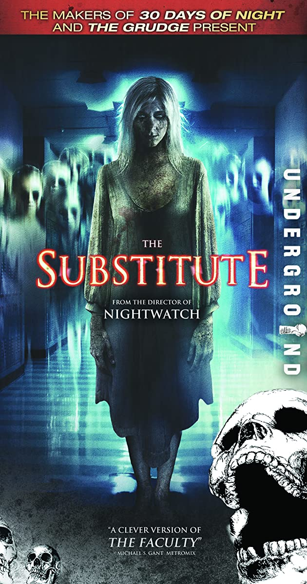 the substitute dvdrip