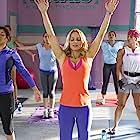 Maria Bello, Maya Rudolph, and Kris Murrell in Grown Ups 2 (2013)