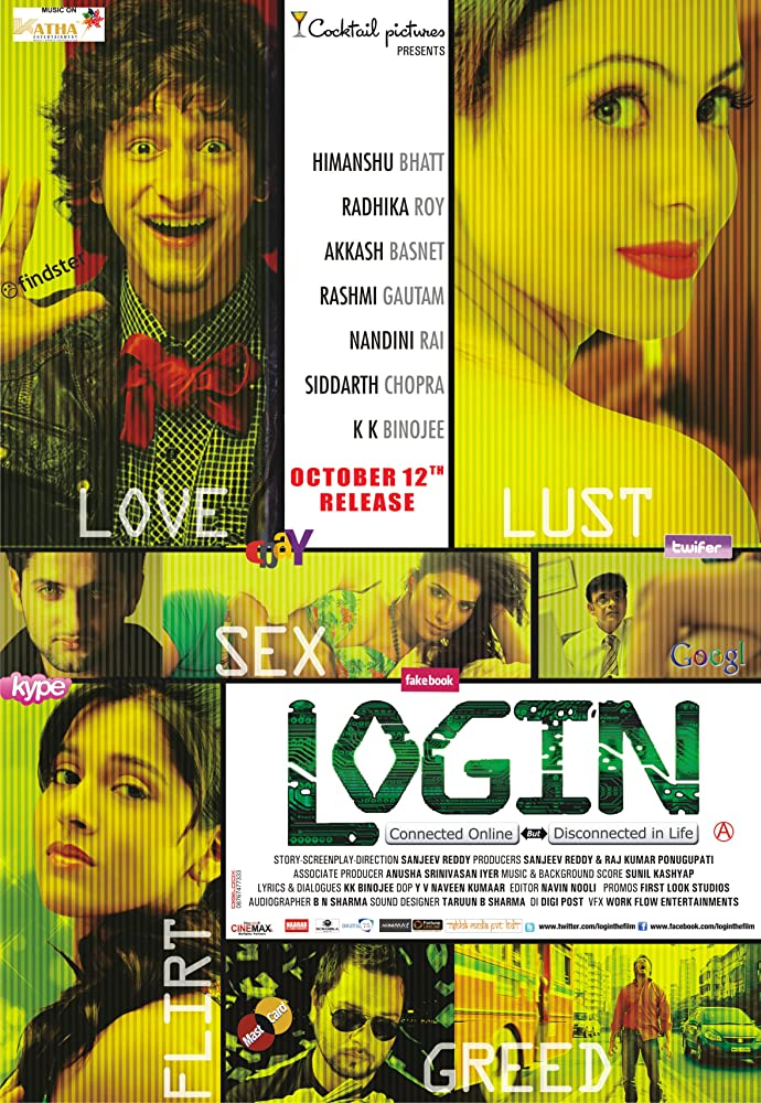 Login (2012) Full Movie [Hindi DD5.1] 720p HDRip ESubs Download