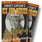 John Wayne in The Desert Trail (1935)