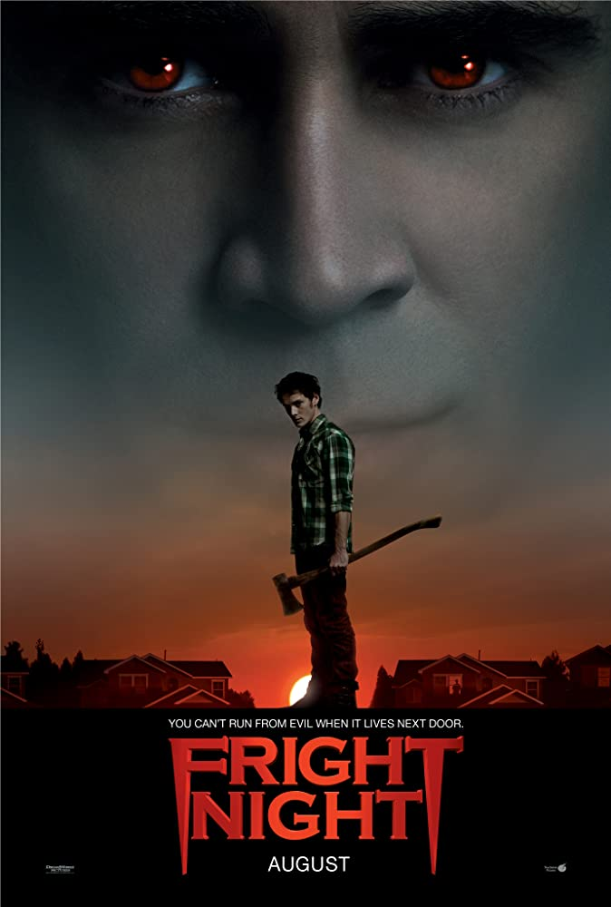 Fright Night 2011 Dual Audio Hindi 350MB UNRATED BluRay Download