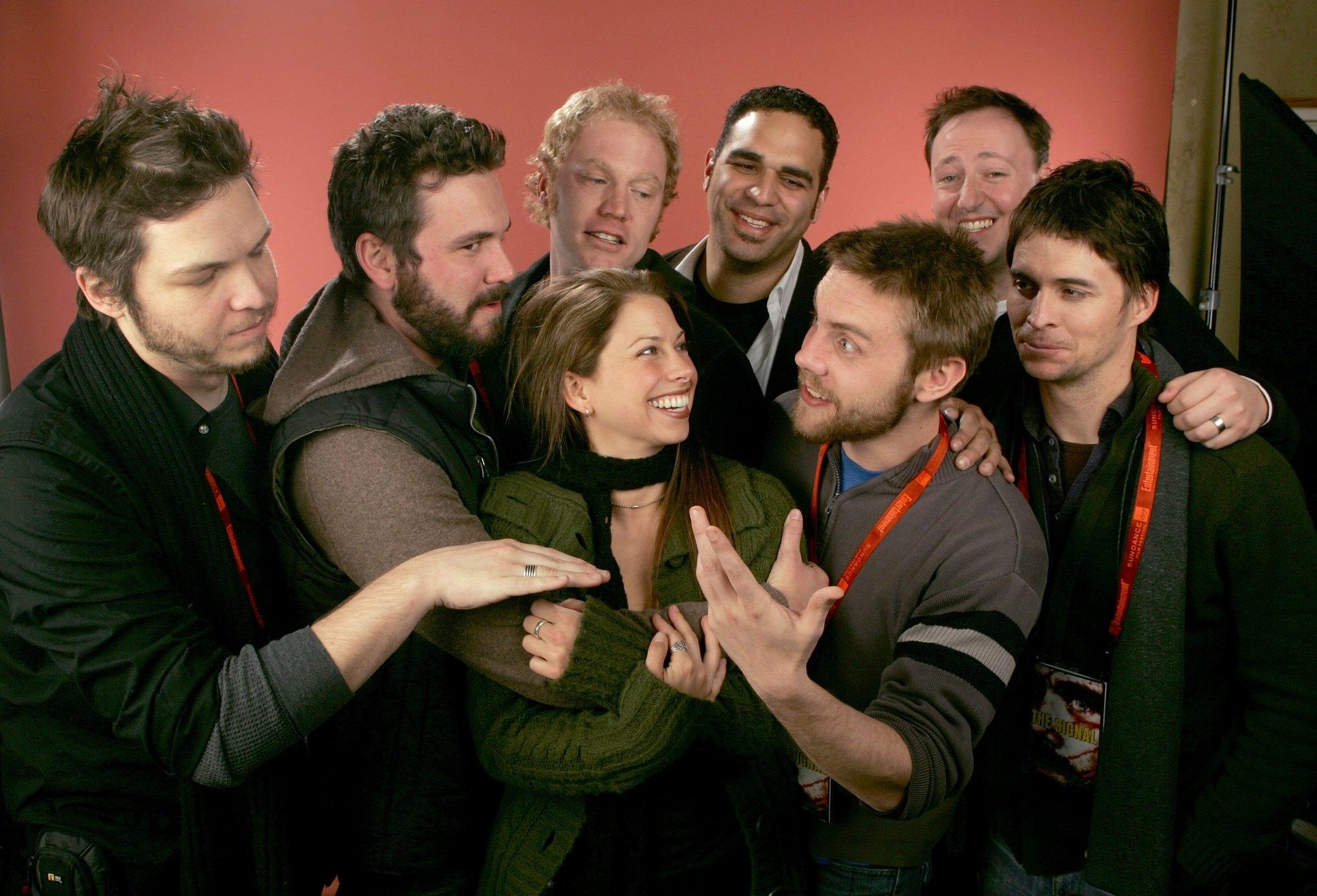 Dan Bush, Chad McKnight, Cheri Christian, Jacob Gentry, Alexander Motlagh, Scott Poythress, AJ Bowen, and David Bruckner