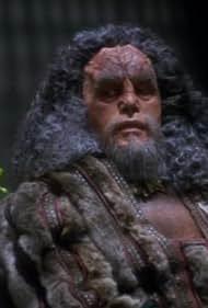 Michael Ansara in Star Trek: Deep Space Nine (1993)