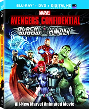 Avengers Confidential: Black Widow & Punisher Watch Online
