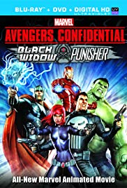 Avengers Confidential: Black Widow & Punisher (2014) 1080p