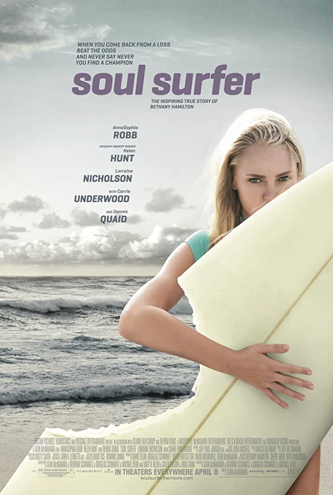 Soul Surfer (2011) Dual Audio 720p BluRay x264 [Hindi – English] ESubs
